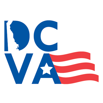 Delaware Commission of Veterans Affairs Logo